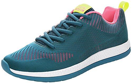 Laufschuhe Damen Laufschuhe Sourcingmap Sourcingmap Blau Blau Sourcingmap Damen Damen xH0nwOqH5