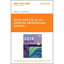 2018 ICD-10-CM Hospital Professional Edition (Icd-10-Cm Professional for Hospitals)