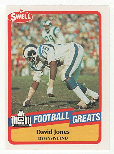 Deacon Jones (Football Card) 1989 Swell Football Greats # 110 MT ()