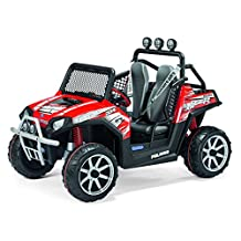 Peg Perego IGOD0516US Polaris RZR Ranger, Red