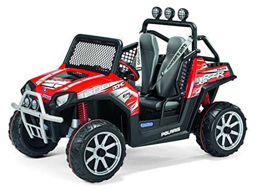Peg Perego RZR Polaris Red...