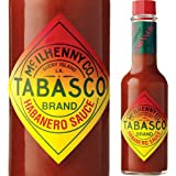 Tabasco Brand Habanero Sauce 5oz. Pack of 2