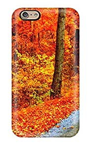 Ideal HansenLiuy Case Cover For Iphone 6(autumn Path), Protective Stylish Case