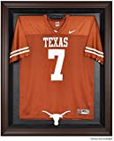 Texas Longhorns Brown Framed Logo Jersey Display Case