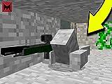 Clip: Camo Minecraft Sniper Battle!