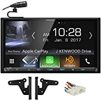 Kenwood DVD Bluetooth Receiver Android/Carplay/Dual USB For 2008-2014 SCION XD