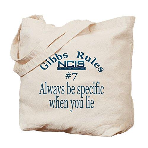 tout Kaki Sac Toile Fourre Taille Gibbs Cafepress 7 M Rule xqYI0xtX