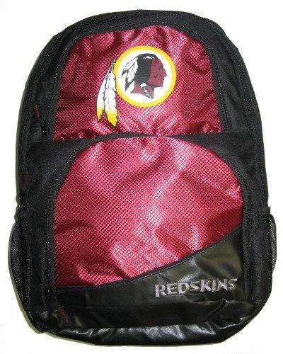 NFL Football WASHINGTON REDSKINS High-End Backpack/Rucksack/Bag/Tasche/Sporttasche