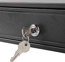 Cajón de Efectivo electrónico Caja registradora Manual POS Bandeja ...