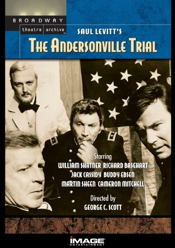 The Andersonville Trial (Broadway Theatre Archive) by Camerons