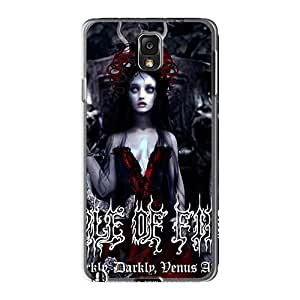 Bumper Cell-phone Hard Covers For Samsung Galaxy Note3 (wcp704FYse) Customized Fashion Avenged Sevenfold Skin