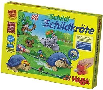 HABA Schildi Schildkröte Spiel Brettspiel Kinderspiel des Jahres Spiele