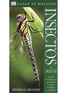 Insectos de España y Europa (Descubrir la Naturaleza): Amazon.es ...