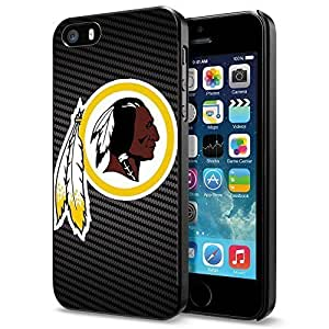 NFL Washington Redskins ,Cool iPhone 5 5s Smartphone Case Cover Collector iphone Black