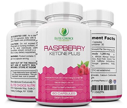 Raspberry Ketones Plus Antioxidant Resveratrol product image