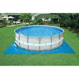Intex 16' x 48'' Ultra Frame Swimming Pool Set w/ 1200 GPH Sand Filter Pump