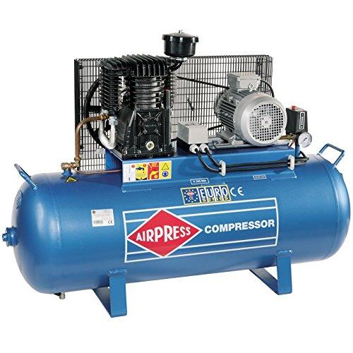 Kompressor 4 PS / 200 Liter / 15 bar Typ K200-600 36500-N