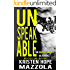 Unspeakable: An Unacceptables MC Standalone Romance