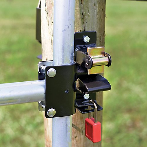 Powerfields 1-Way Lockable Gate Latch