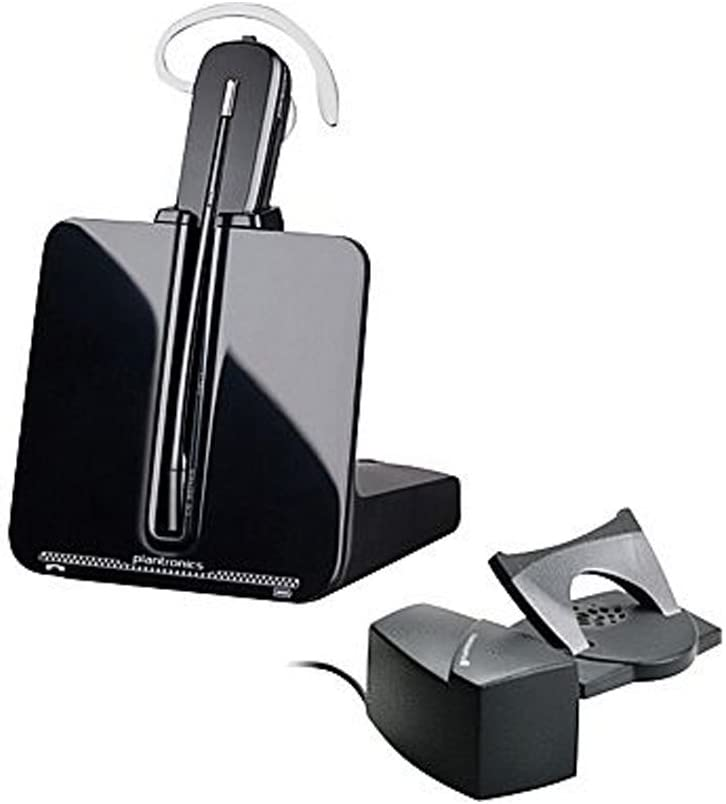 Plantronics CS540/HL10 Headset System with Handset Lifter