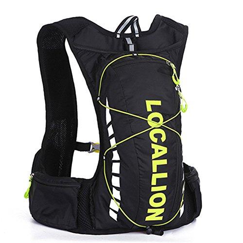 bolso del alpinismo/Mochila al aire libre/Recorrer a pie los hombres y las mujeres al aire libre bolsa de viaje/Mochila ciclismo-F D