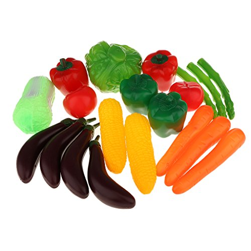 Kinder Gemüse Spielset Rollenspiel Künstliche Gemüse Pretend Kinderküche