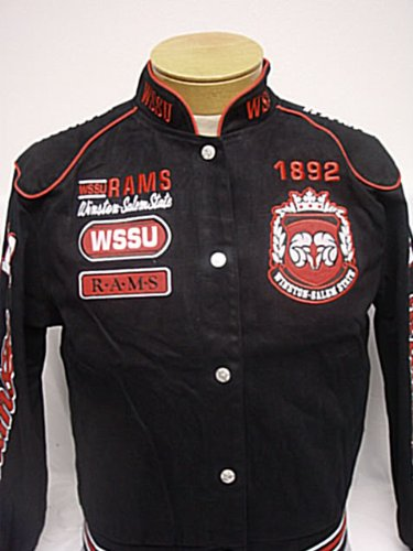 Image Unavailable. Image not available for. Color  Big Boy Gear Ladies  Large Winston Salem State University Rams ... 2f419568c