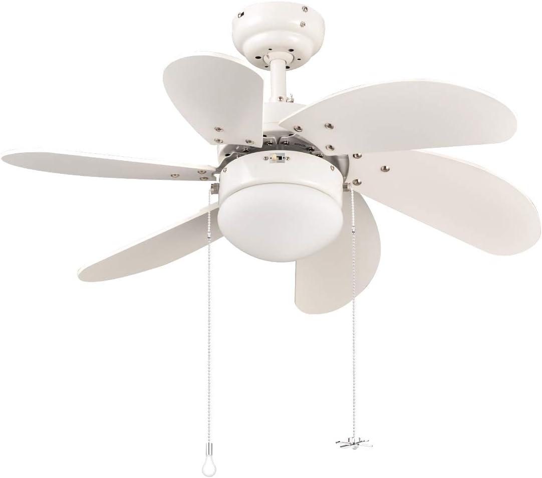 Ventilador de Techo, SUNIX ventilador de techo interior moderno ...