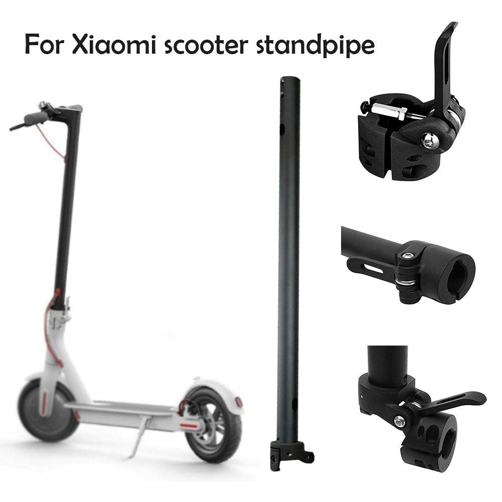 Accesorios de Poste de Tubo de Montaje Vertical para una conducci/ón c/ómoda y Uso Duradero Kitabetty Accesorios de Scooter el/éctrico para Xiaomi M365