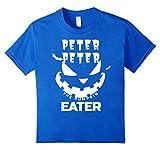 Peter Peter Pumpkin Eater Couples Halloween Costume T-shirt