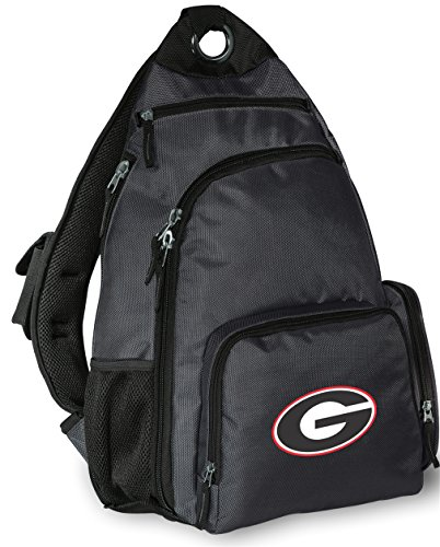 (University of Georgia Backpack Cross Body Georgia Bulldogs Sling)