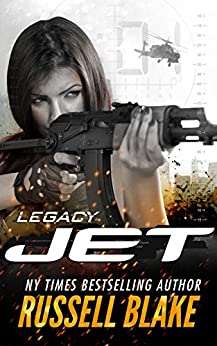 JET - Legacy: (Volume 5) by [Blake, Russell]