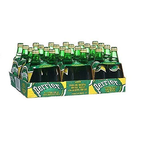 Price comparison product image Perrier Sparkling Mineral Water - 24/11 oz. by Perrier
