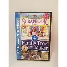 Scrapbook Designer & Family Tree Maker By Broderbund