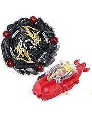NBWS Beyblade Burst Turbo Set, Gyro Burst Tol Set, 4D Bayblade speelgoed cadeau + launcher met box set