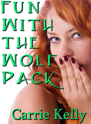 Trapped by the Wolf Pack (bbw, werewolf menage)