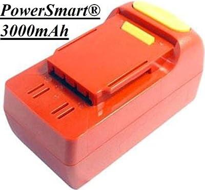 PowerSmart® 20V 3000mAh 10 Cell Battery for Craftsman 320.25708, Craftsman 25708, 26302, 26314, 28102, 28103, 28127, 28128, 28169, 320.26302