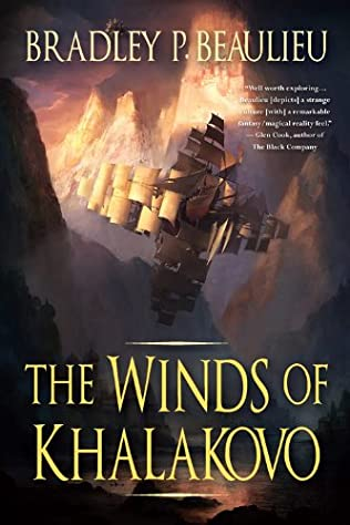 book cover of The Winds of Khalakovo