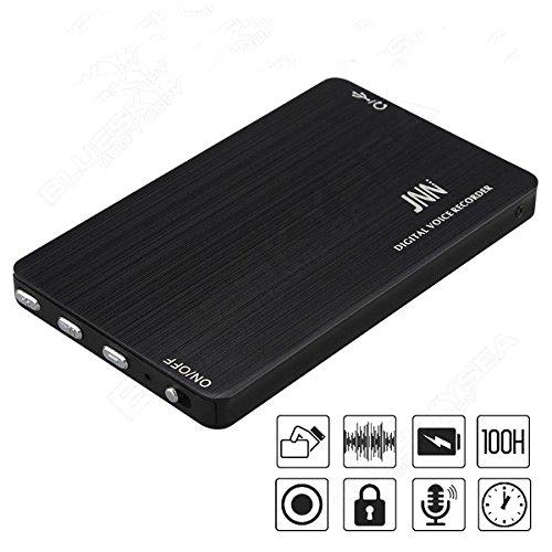 MASUNN JNN M2 8 GB Profesional Mini Audio Digital fina tarjeta de ...