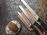 Mercer Culinary Millennia Bread Knife, 10-Inch Wavy
