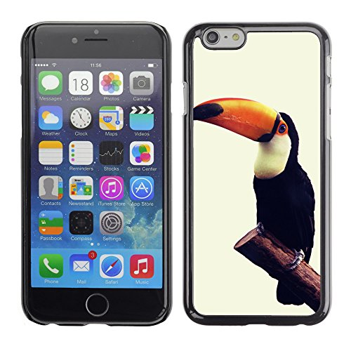 "Premio Sottile Slim Cassa Custodia Case Cover Shell // F00012400 oiseau // Apple iPhone 6 6S 6G 4.7"""