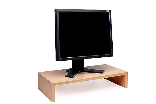 Hermes Möbel Diseño Monitor Mesa de la Pantalla Soporte Elevador ...