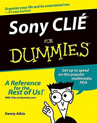 Sony CLIE For Dummies