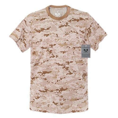 Rapiddominance Short Sleeve G.I. T-Shirts, Desert Digital, XX-Large