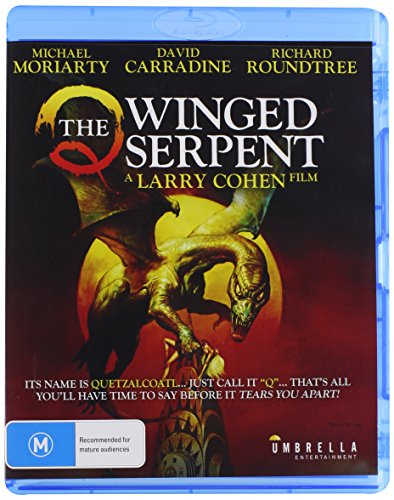 Q the Winged Serpent [Blu-ray]