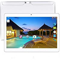 JUNLONG 10 inch Tablet Android Octa Core Tablet with 4GB...