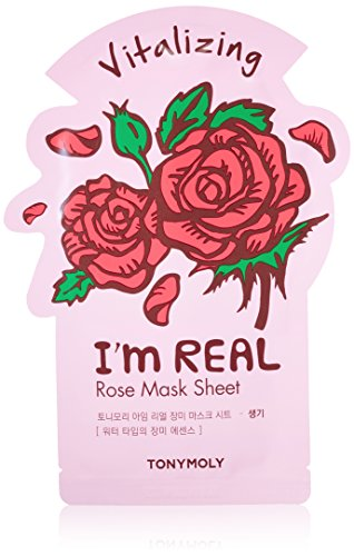 TONYMOLY I'm Real Rose Hydrating Mask Sheet