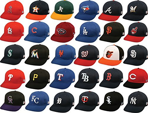 20111074860 MLB Licensed Replica Caps   All 30 Major League Baseball Teams ...
