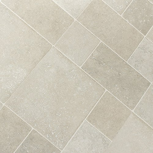 Faus Cottage Stone Bistro 8mm Laminate Tile Flooring SAMPLE (Flooring Tile Laminate)