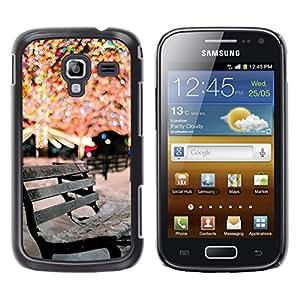 """Samsung Galaxy Ace 2 , JackGot - Impreso colorido protector duro espalda Funda piel de Shell (Romántico Luces City Park"""")"""
